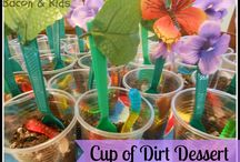 Earth Day ~ Earth Day Crafts, Recipes & Activities