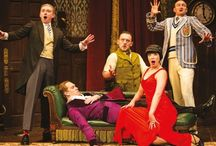 The Play That Goes Wrong / The Play That Goes Wrong is a side-splitting farce about an amateur drama society's attempts to stage a 1920s murder mystery play.  More info here: http://bit.ly/29za3pM