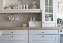 Kjøkken - Kitchen / interiør og idèer