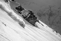 Skiing / skiing for life! my photos & videos showing what I love most - chasing powder! powder skiing, ski touring, backcountry skiing, telemarking...