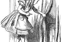 Alice in Wonderland / Lewis Carroll´s masterpiece