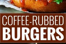 recepty Burger
