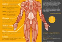 Emotional Pain Chart / Connecting Life Experience to the Physical Body