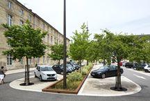 LAND parking