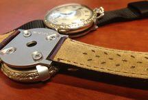 Pocket watch conversion