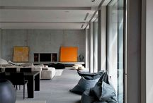 Interiors-modern / Interior spaces & lifestyle with a modern twist