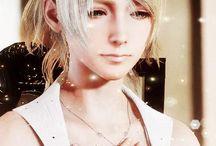 Final Fantasy Lunafreya Nox Fleuret