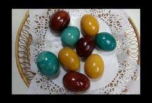 Vopsirea oualelor