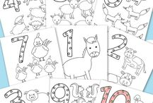 Day Care Printables
