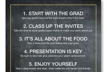 Graduation Planning Tips / by Jostens
