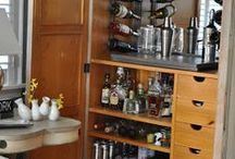 Wardrobe Mini Bar