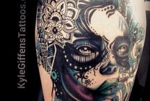 Tattoos I'll NEVER Get  / by Sarah Jayne Sutherland