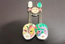 HRC Edinburgh Pins / A selection of HRC Edinburgh pins!