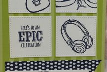 Stampin up Sal a Bration 2018