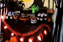 Halloween Parties and Food