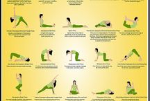 Yoga excercise / Stretch