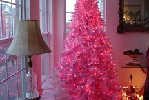 Christmas - Pink / I'm dreaming of a pink Christmas  (or at least my daughter is).