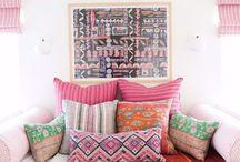 Living room comforts