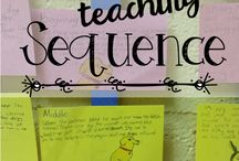 Readings skills: sequencing
