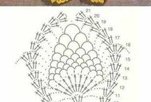 Crochet / Beautiful ideas for crocheting..........