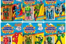 Kenner Toys I worked on