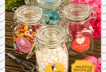 Wedding Candy Favors / Every Wedding needs a cute candy favor!