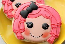 galletas muñecas