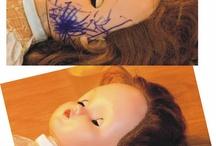Remover Manchas de tinta Bonecas