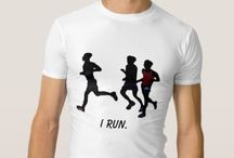 Runners / Find gifts and shirts for runners who like to run.