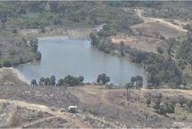 Hidden Lake near Todos Santos / Hidden lake found only 10 minutes South of Todos Santos