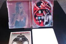 Steelbook / Steelbooki - edycje kolekcjonerskie wydań Blu-ray i Blu-ray 4K.