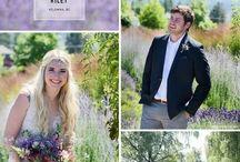 Okanagan Lavender Farm Weddings Kelowna BC