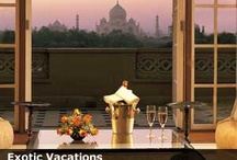 Top Hotels of India  / by Monica Bhide