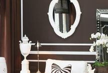 colour pallete brown
