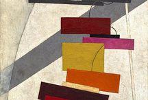 avantgarde painting