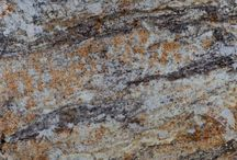 Falling for Granite / Bring fall colors into your home with Marmol's granite slabs. Incorporating these warm colors in your home allows you greater flexibility when deciding what decor goes best in your space.