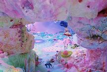 candyland / by hannah mayfield