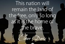 Home of the Brave / by Delaney