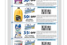 Save some money / Hiland Dairy Coupons