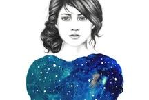 Art & Illustration / by Stephanie Hamer