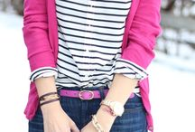 Outfits - Striped Shirt