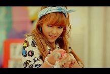 Korean Pop - Huyna / Kim Hyun-a (June 6, 1992) is a South Korean idol, singer, dancer, rapper, designer, model and a member of the Korean girl group 4Minute, under Cube Entertainment. She is also a former member of the popular girl group Wonder Girls.