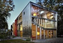 architecture / by Senaida Harrigan
