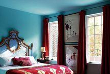 Blue sky room / by Michelle Walker