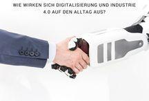 arbeit & digitalisierung / Der Arbeitsmarkt der Zukunft. Werden wir durch Roboter ersetzt? Was ist Digitalisierung & wie halte ich Schritt.