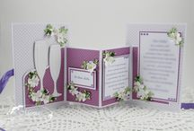 Wedding cards / Cards, invitations etc. for weddings! / by Lisa Mendoza