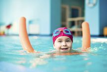 Swimming games & lesson for starters