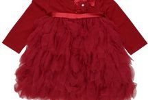Winter Wear / Holiday Fashion for your newborn, baby girl or toddler!