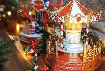 Collection Noël 2014 - Guirlandes lumineuses et décoration de Noël / Guirlande lumineuse Rideaux lumineux Sapin de Noël Brindilles, lanternes, crèches Décoration de Noël