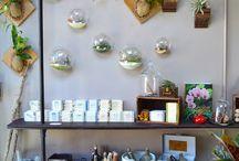 gathered goods gardening / by Jill Huett-Ziegler